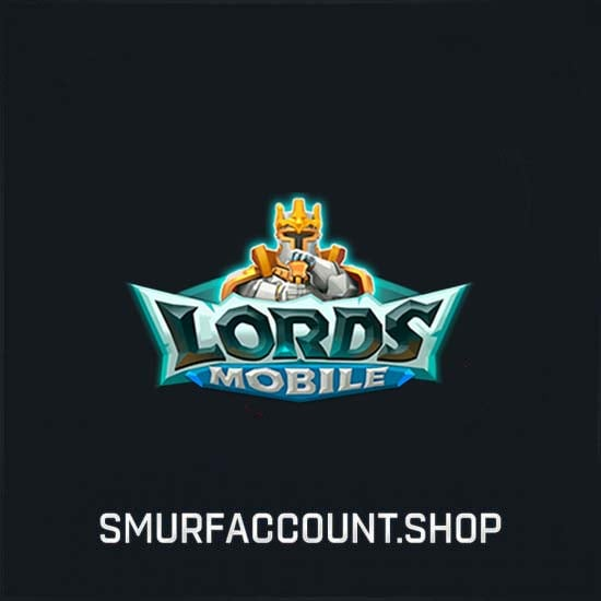Lords Mobile Account
